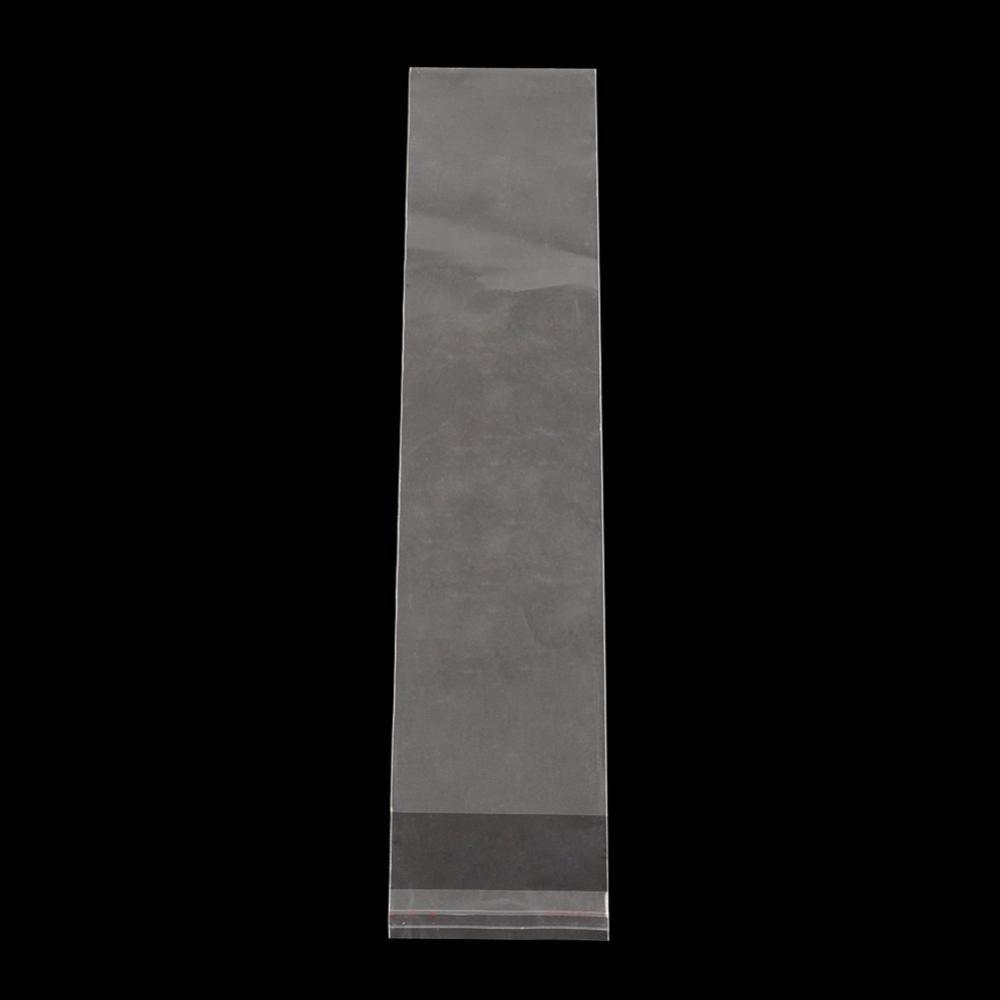 Celofánové sáčky 5x24 cm, samolepící