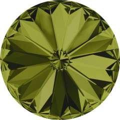 Rivoli 12 mm, Swarovski, olivine