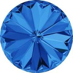 Rivoli 12 mm, Swarovski, sapphire