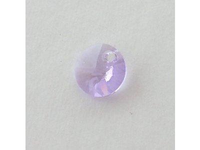 Přívěsek XILION 8 mm, Swarovski, violet