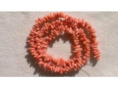 Korál růžový na váhu 1 mm
