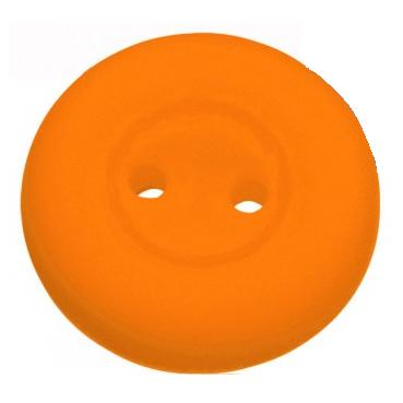 Knoflík neon, pr. 16 mm, oranžový oranžový neon 16 mm 4 mm 1,6 mm