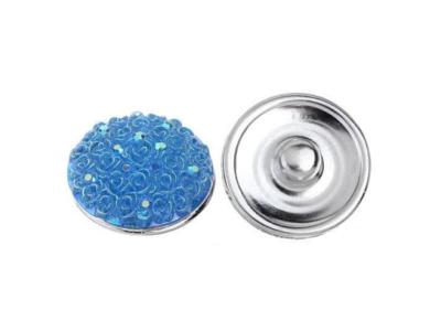 Kabocvok pryskyřičný, pr. 18 mm, modrý