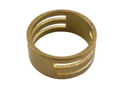 Ketlovací kroužek 16 mm mosazná 19 mm 16 mm