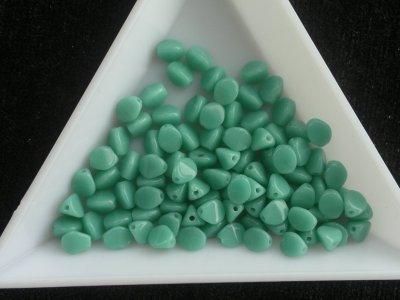 Pohanka-zelený tyrkys, 5 mm