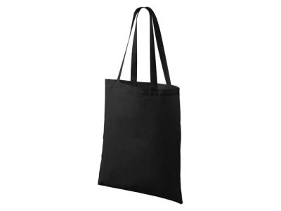 Taška plátěná 38x42cm - černá 100% bavlna černá