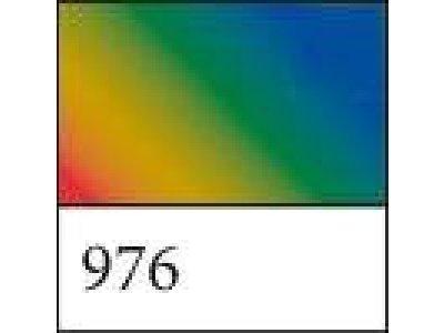 Kontura textil./hedvábí - glitry barevné 976 mix barev