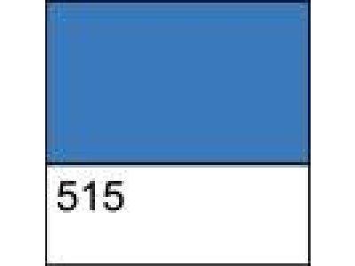 Kontura textil./hedvábí - modrá 515 modrá