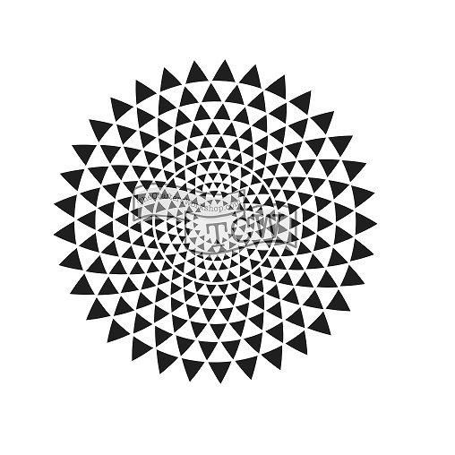 Šablona mini 15,24 x 15,24 cm /typ1 plast 15,24 x 15,24 cm