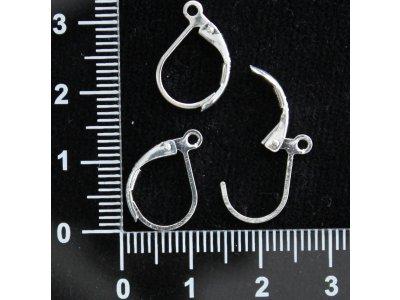 Klapka náušnicová 925 (stříbrná) Stříbro 925 stříbrná
