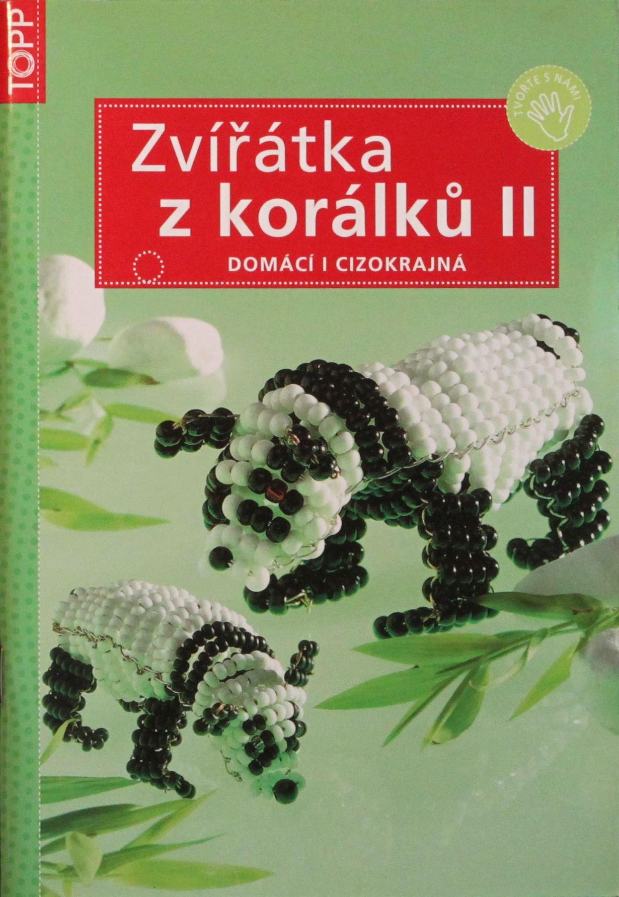 Zvířátka z korálků II TOPP