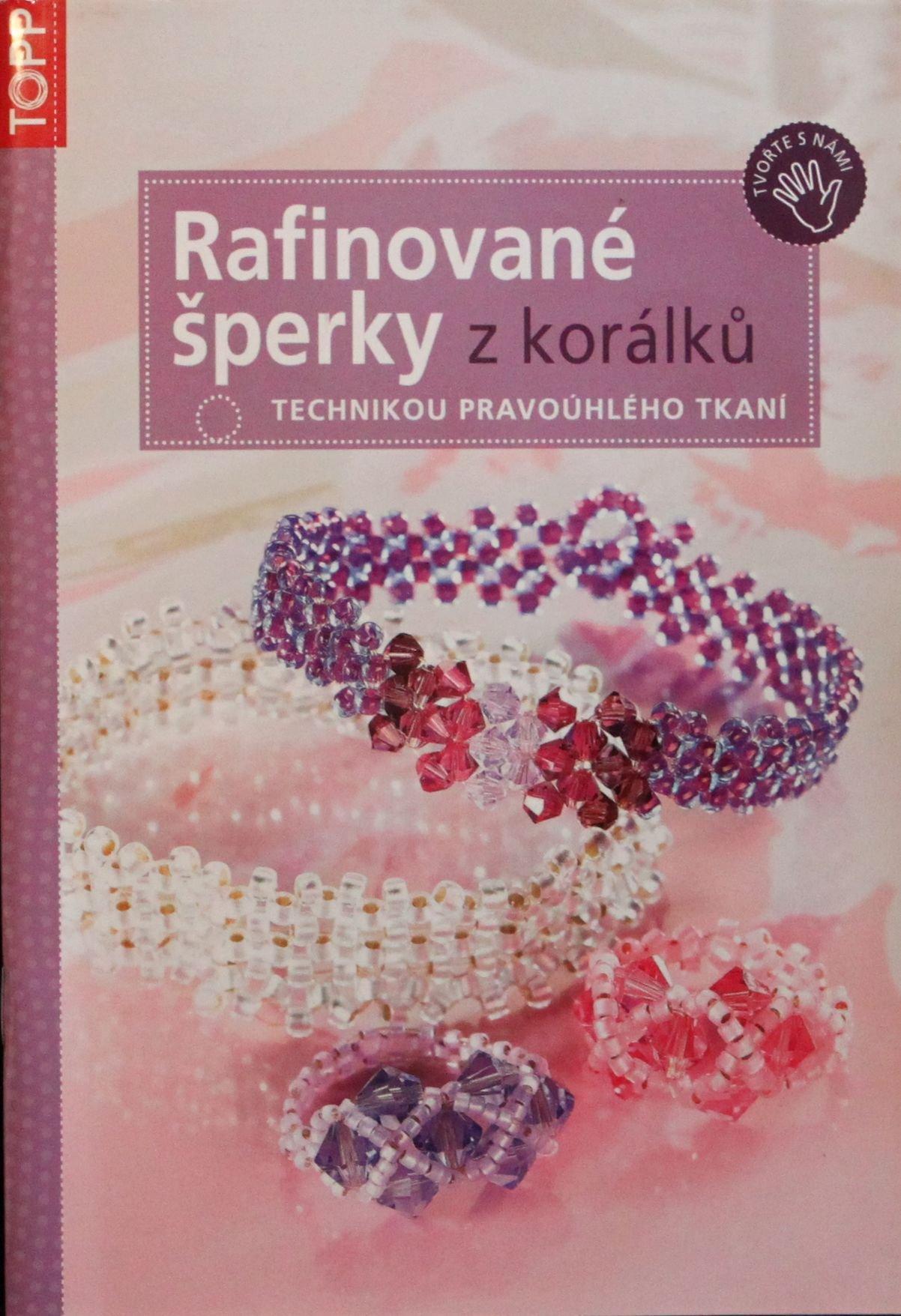 Rafinované šperky z korálků TOPP