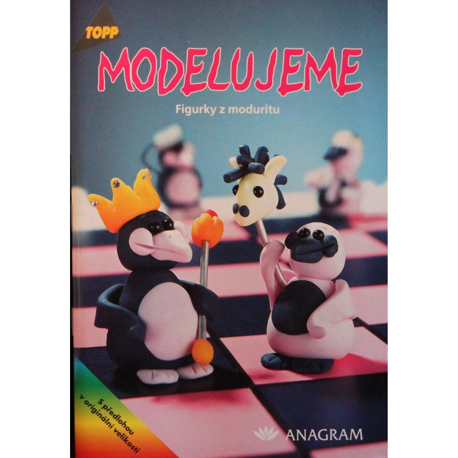 Modelujeme figurky z moduritu TOPP