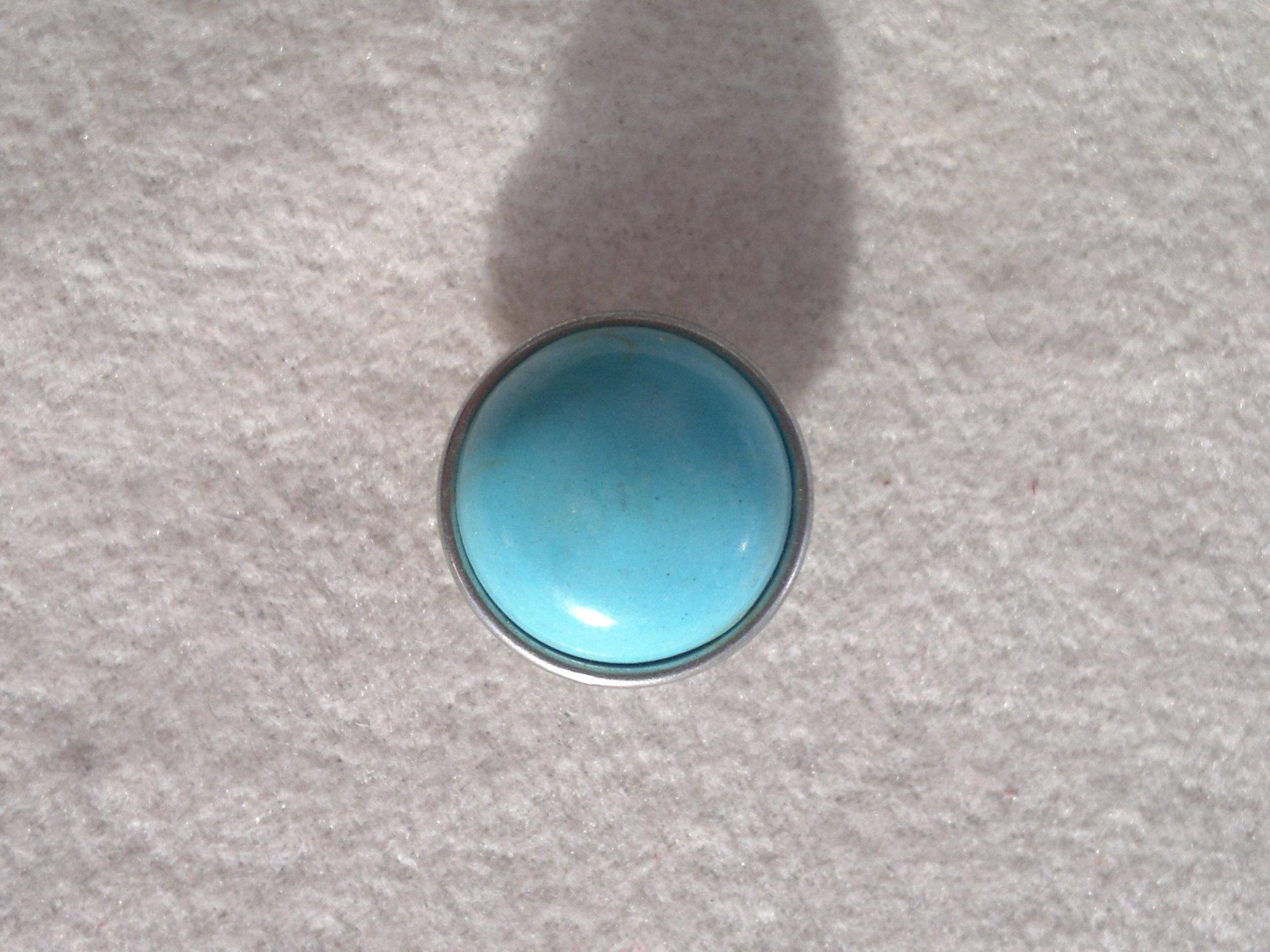 Kabocvok pr. 18 mm, tyrkenit - motiv 10