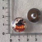 Kabocvok pr. 18 mm, hodiny dýně - motiv 5