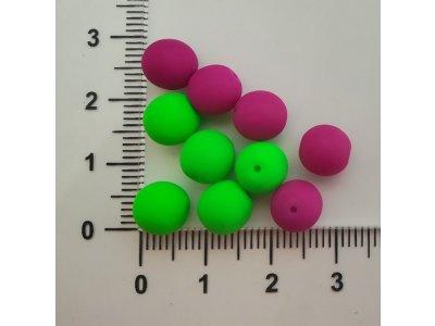 Neon KULIČKY 8 mm, více barev