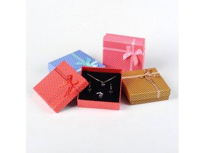 Krabička 9x9 cm, více barev