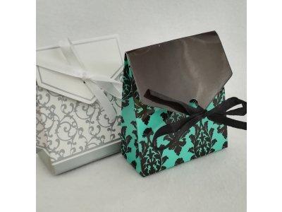 Krabička skládací 9x7 cm, více druhů