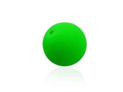Neon KULIČKY 10 mm,zelená