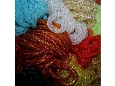 Plastická (modistická) dutinka 8 mm, více barev