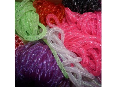 Plastická (modistická) dutinka 10 mm, více barev