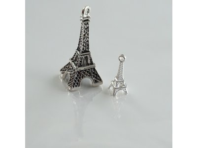 Kovové Eiffelovky, různé