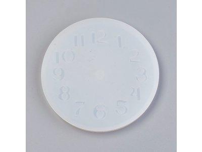 Silikonová forma - číslovky