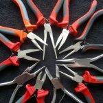 Kleště a nůžky