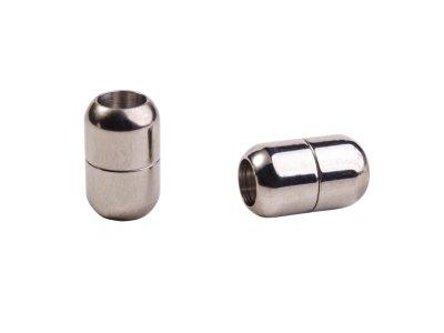 Magnetické zapínání vlepovací - chirurgická ocel