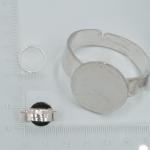 Prsten s ploškou - 12 mm