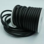 Silikonová dutinka - černá