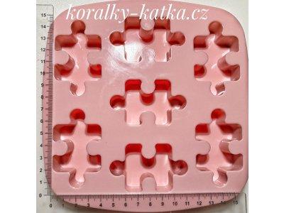 Potravinářská forma puzzle